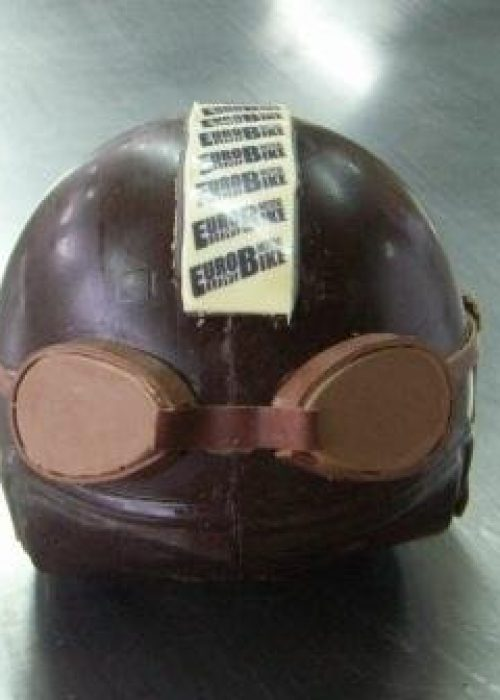 Casco de Chocolate